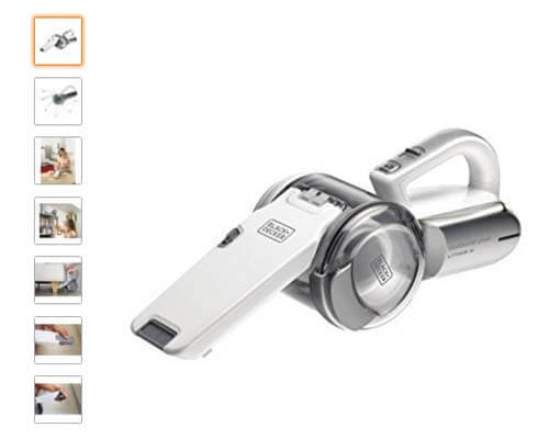 Aspiradora de mano Black and  Decker PV-1820-L