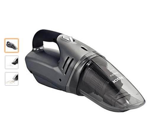 Bosch Aspirador De Mano Bks4043 Solidos Y Liquidos, 400 W, 0.4, 75 Decibelios, Gris: Amazon.es: Hogar