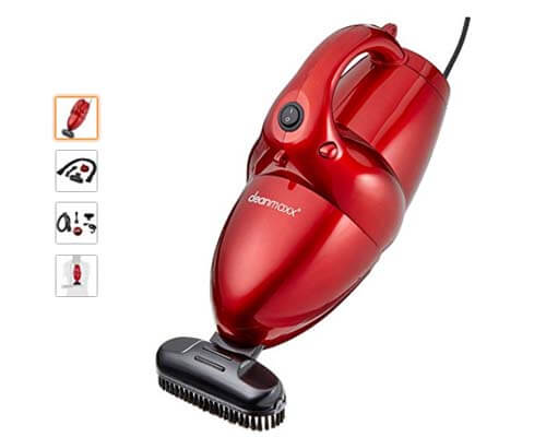 Aspiradora de mano con cable Cleanmaxx Power Plus