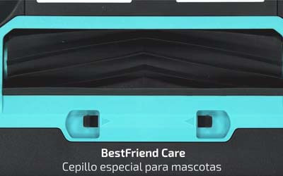 Cepillo especial para mascotas BestFriend Care