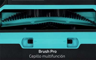 Cepillo multifuncion Brush Pro