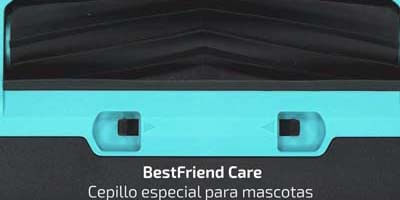 Conga 4090 cepillo Best Friend Care