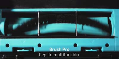 Conga 4090 cepillo multifunción Brush Pro