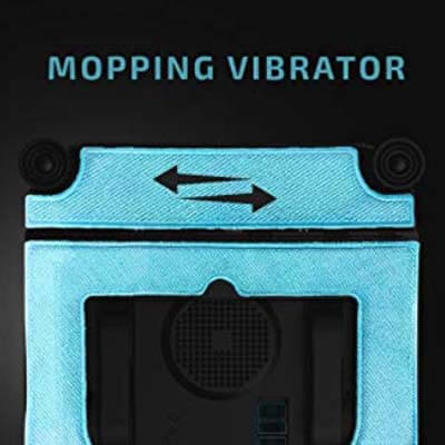 Mopping vibrator