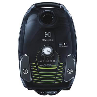 Electrolux Silent Performer Green