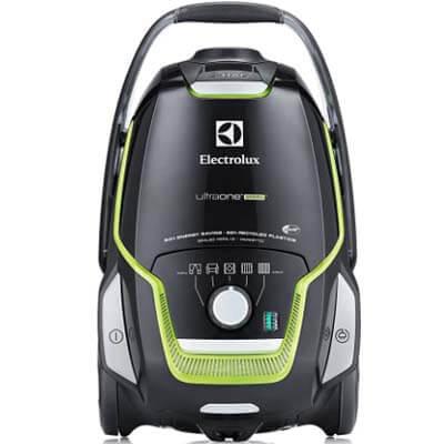 Aspiradora de trineo silenciosa Electrolux Ultra One Green
