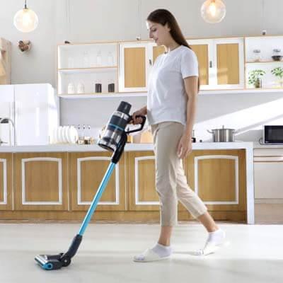 Jashen V18 limpiando
