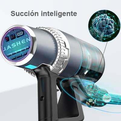 Jashen V18 succión inteligente