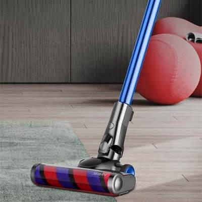 Potencia automática en alfombras