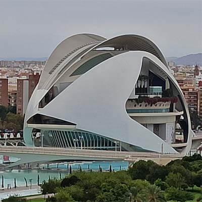 Palau de Les Arts Reina Sofía de Valencia