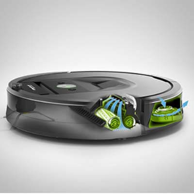 Roomba 966 AeroForce