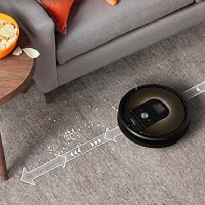 Roomba Dirt Detect