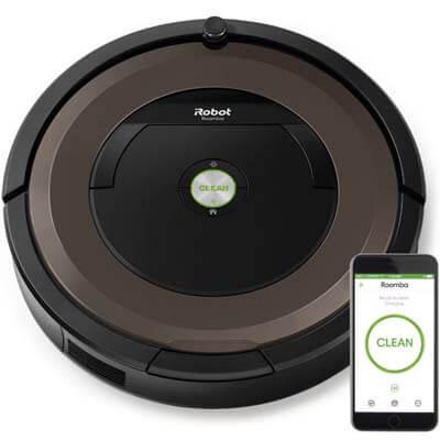 Roomba 890 895 896 Un Potente Robot Con Aeroforce Y Wifi