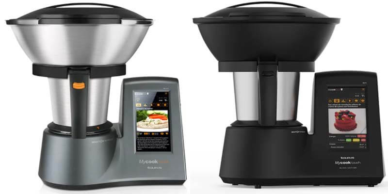 Taurus Mycook Touch vs Mycook Touch Black Edition