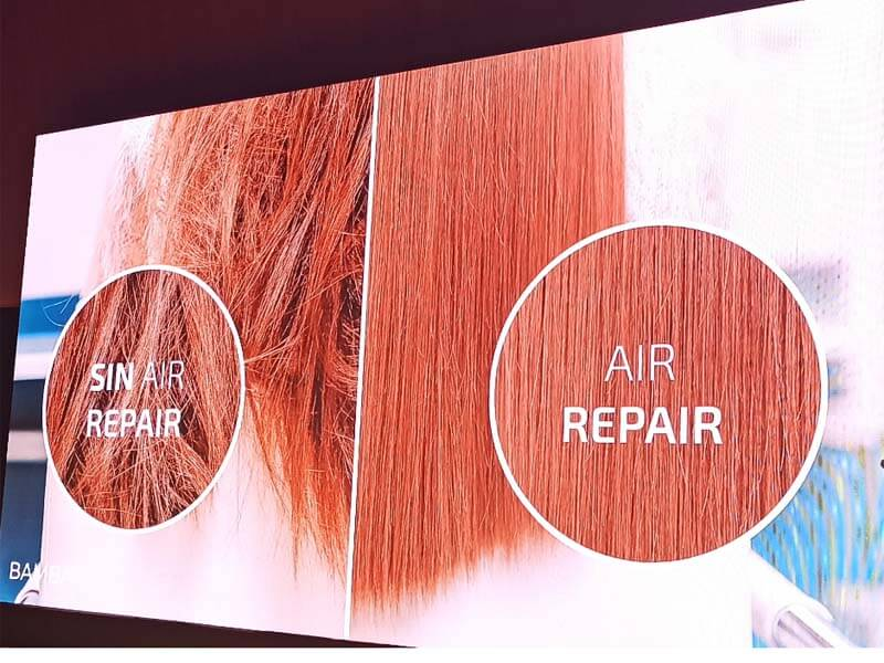 Tecnología Air Repair