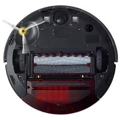 Roomba 980 parte abajo