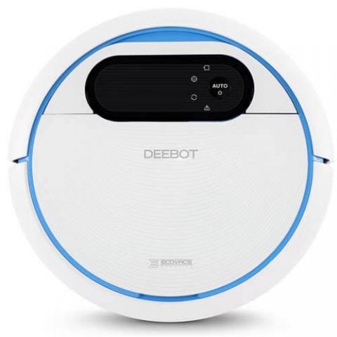 Vista superior de la Deebot 300