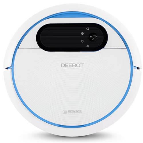 Deebot 300, el robot aspirador que mantendrá tu casa limpia de pelos