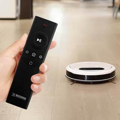 Manejable y programable de manera sencilla gracias a su mando a distancia