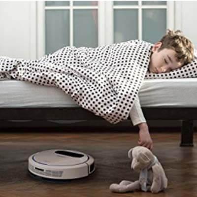 El Deebot 300 es uno de los robots más silenciosos del mercado