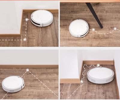 Xiaomi Xiaowa modos limpieza
