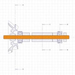 Dyson V10 diseño