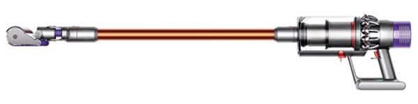 Dyson V10 horizontal