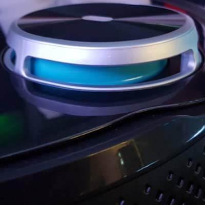 Conga Serie 3090 detalle del sensor láser