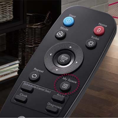 LG VR8602RR mando a distancia