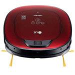 Análisis y opiniones sobre el robot aspirador LG VR8602RR