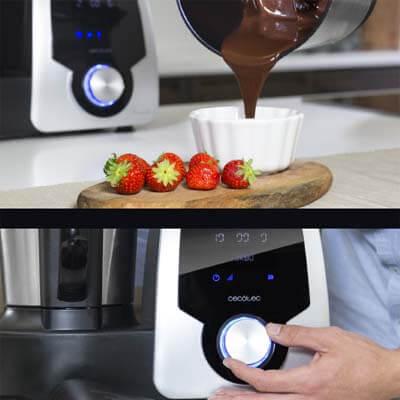 Robot cocina Mambo Cecotec usos