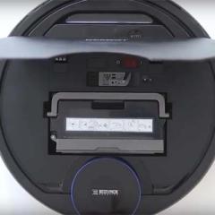 Deebot OZMO 930 por dentro