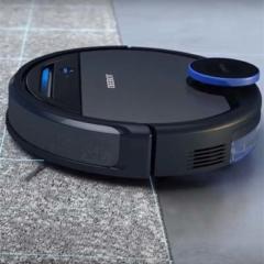 Deebot Ozmo 930 Carpet Detection
