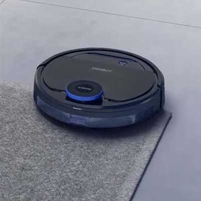Deebot Ozmo 930 alfombra