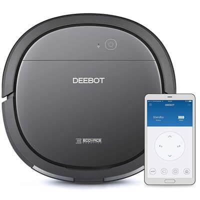Deebot Ozmo Slim 10 app