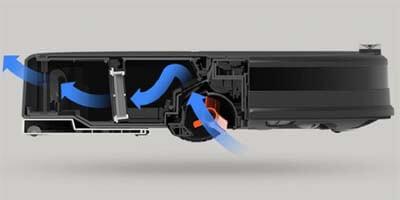 Xiaomi Xiaowa E35 succión
