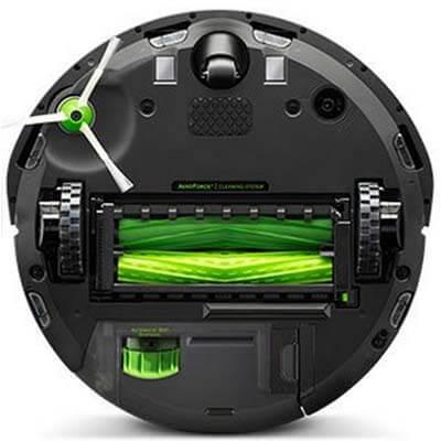 Roomba i7 Plus abajo