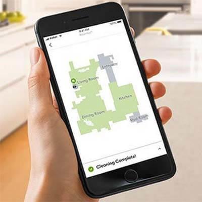 Roomba i7 Plus app