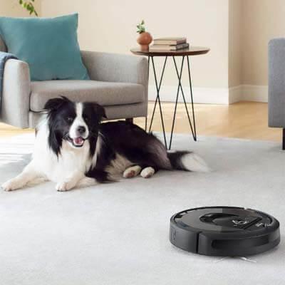Roomba i7 Plus mascotas