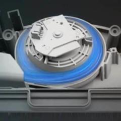 Roborock E25 motor