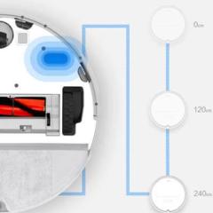 Roborock E25 navegación inteligente