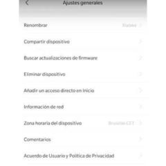 Roborock E25 app para iOS y Android