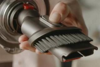 Dyson V11 detalle cepillo