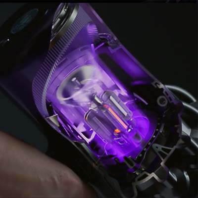 Dyson V11 motor