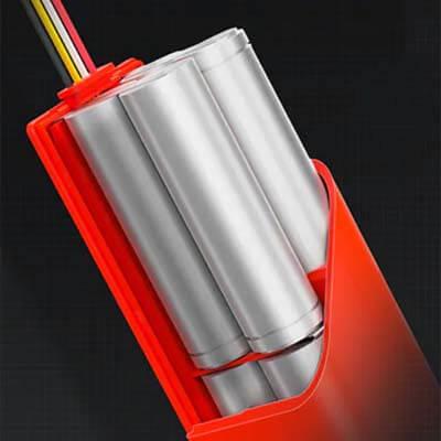 Roborock S6 batería