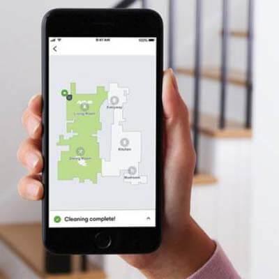 Roomba S9 app