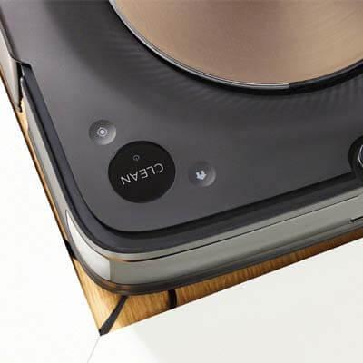 Roomba S9+ esquinas