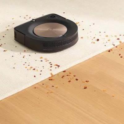 Roomba S9 todo tipo de suelos