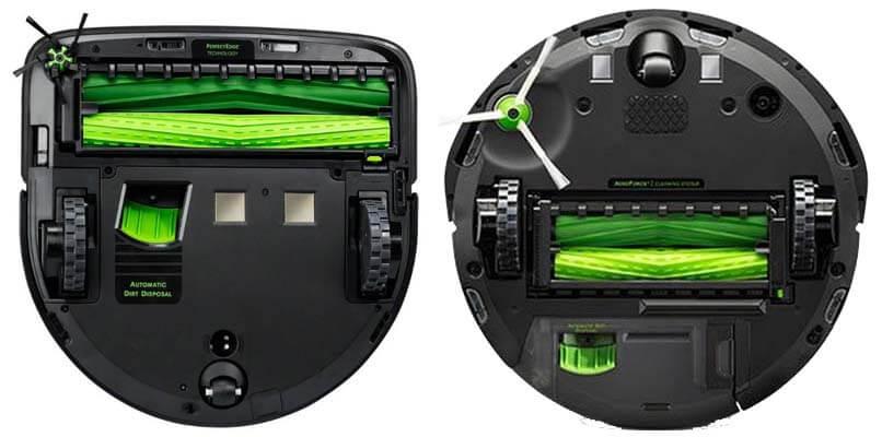Roomba S9 vs Roomba i7