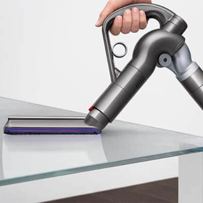 Dyson Big Ball cepillo suave fibra de carbono